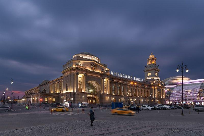вокзал город таксиphoto preview