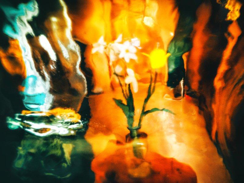 Душа рисует чувствами-мазками...photo preview