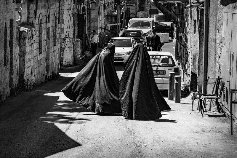 Israel, Jerusalem, street photography, bw, израиль, Иерусалим, чб ***photo preview