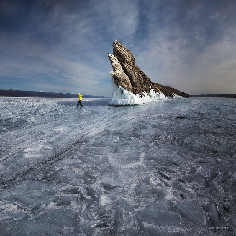путешествие,лед,остров_ольхон,островольхон,ольхон,байкал,зима,весна,каникулы,отпуск,россия,сибирь Поединок (Duel)photo preview