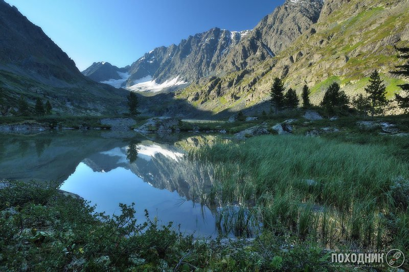 алтай, пейзаж, фото-тур Озеро Куйгук, Горный Алтайphoto preview