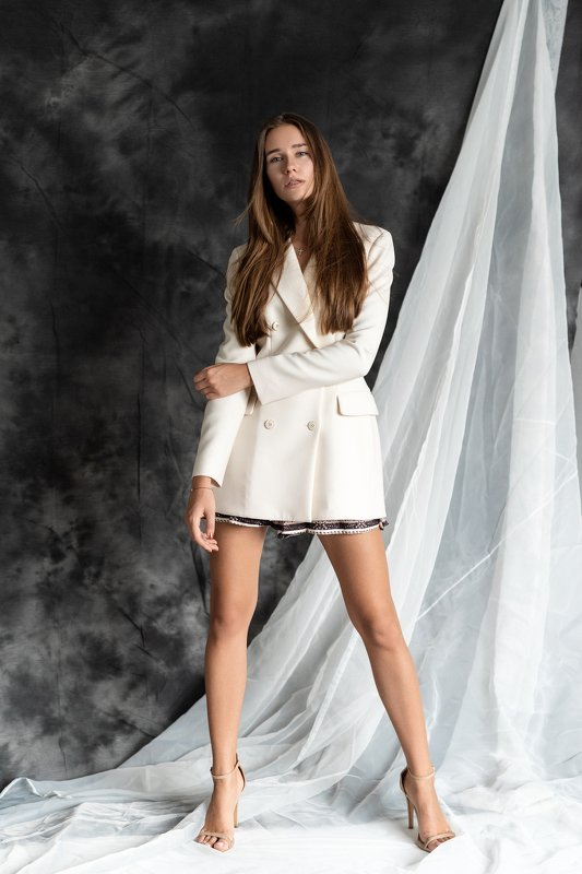 fashion, studio, nikon, style, look, portrait, woman, model, personal, vilnius, model test, people, editorial, mood Vaidaphoto preview