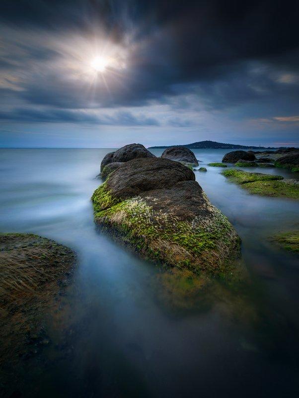 bulgaria, rock, sea  120 secondsphoto preview