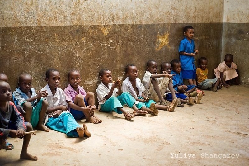 кения., момбаса., школа., африка. Школа. Кения.photo preview