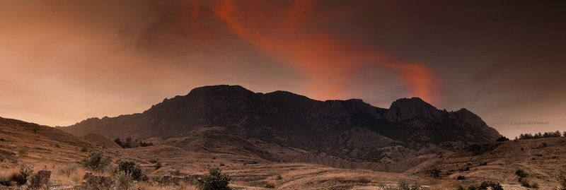 крым, горы photo preview