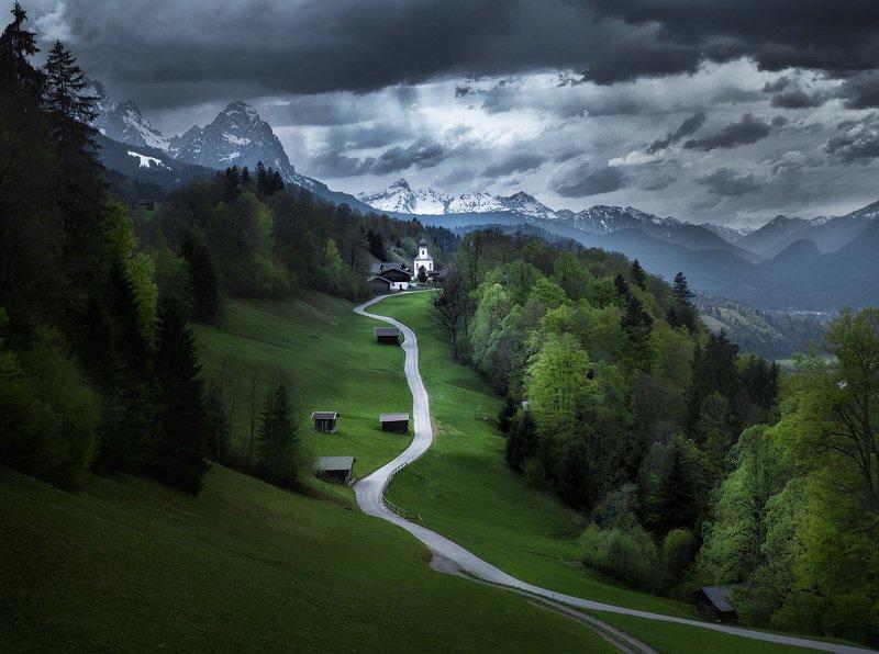 Баварские Альпыphoto preview