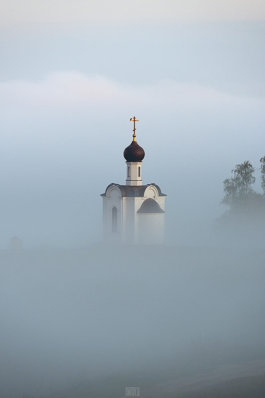 туман Часовня Илии Пророкаphoto preview