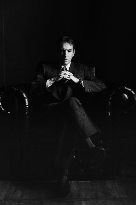 мужчина портрет черно белое чб Arielphoto preview