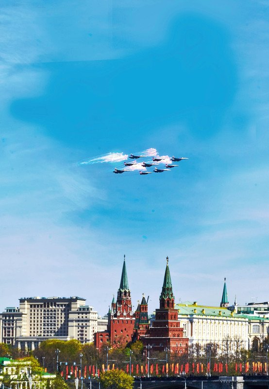 9 мая. Москваphoto preview