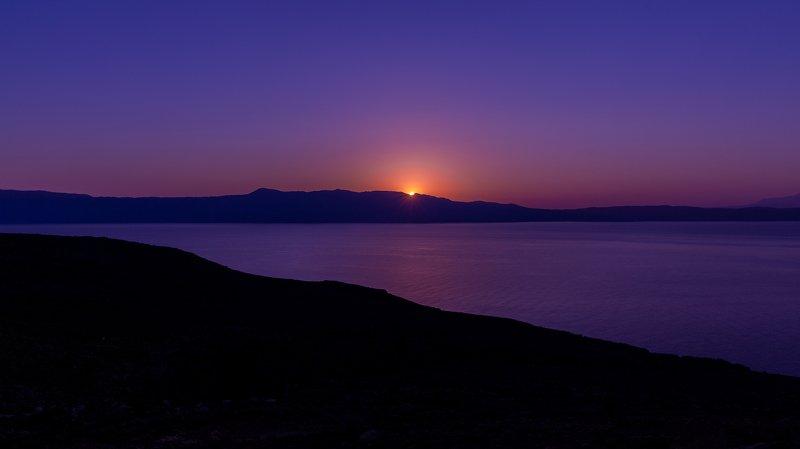 рассвет, пейзаж, греция Sunrisephoto preview