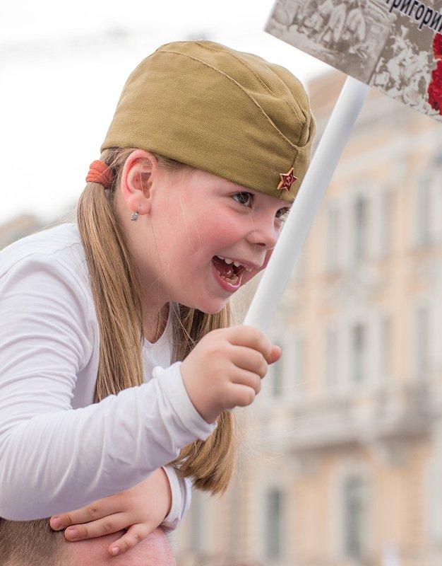 бессмертный полк, день победы, май, праздник, москва, тверская Настроение праздника Победыphoto preview