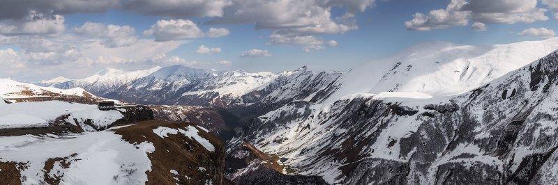 Большой Кавказский хребетphoto preview