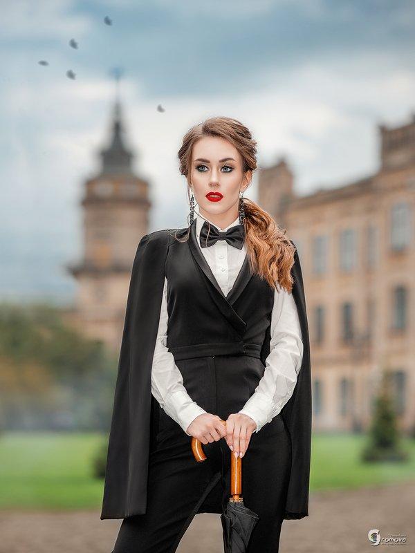 Англия, стиль, девушка, английский, леди Lady-gentlemanphoto preview