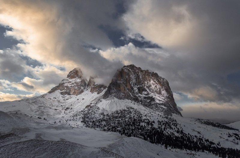 Доломиты, горы, альпы ******photo preview