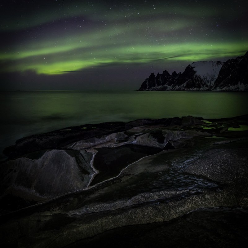 naight, aurora, travel, landscape, norway Magic naightphoto preview