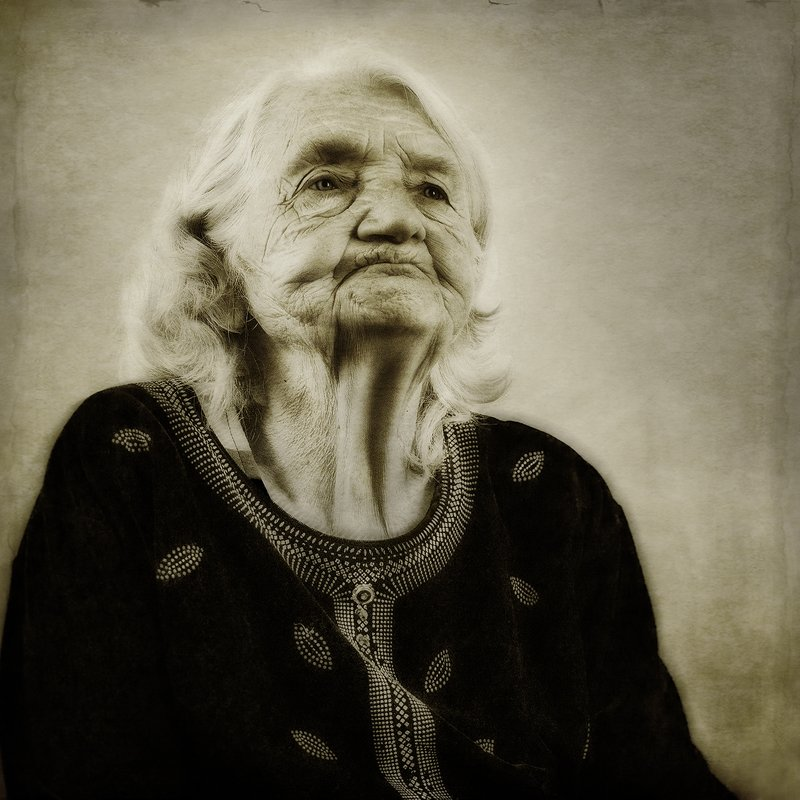 Баба Аня.photo preview