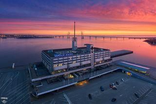 Морской вокзал, Большая Нева