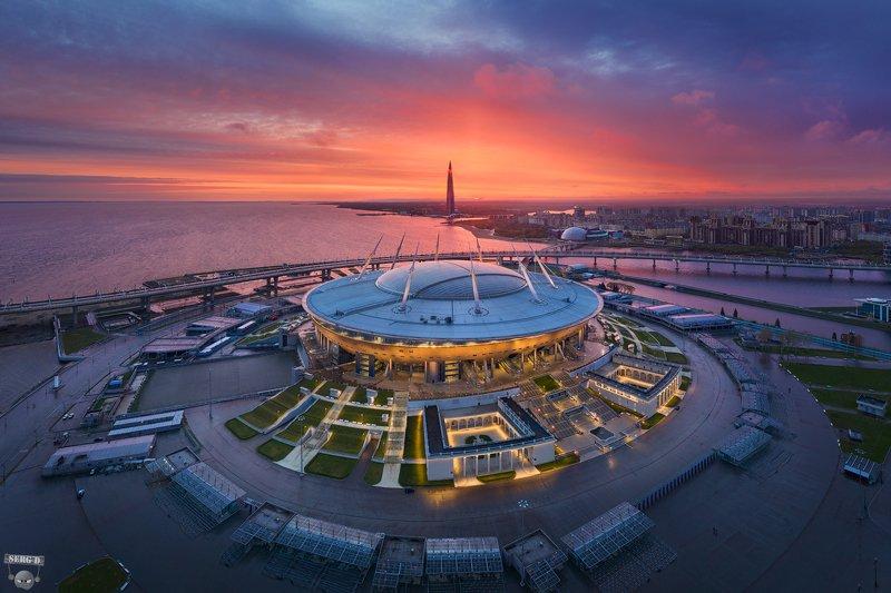 Стадион Газпром-Аренаphoto preview