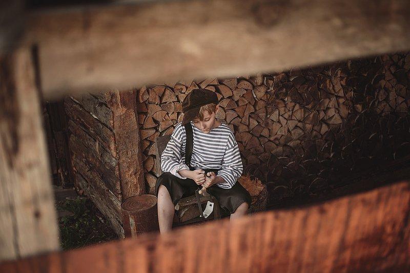 босоногое детство , дети , шпана , наш двор , ретро, рогатка,  ГАВРОШphoto preview