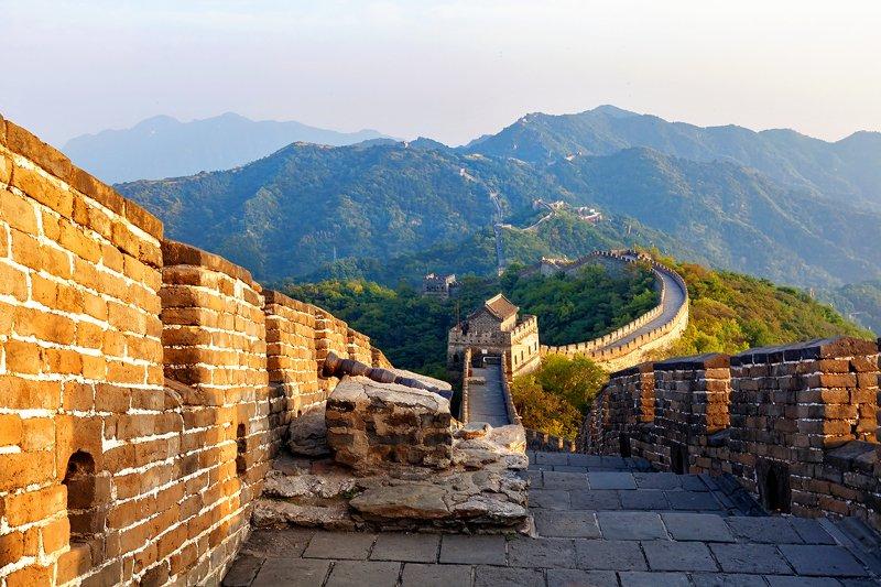 китай Китайская стенаphoto preview
