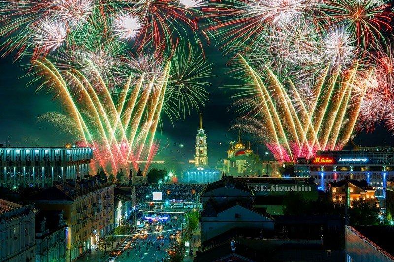 день победы 9мая фейерверк город тула Тула. День Победы 2019photo preview