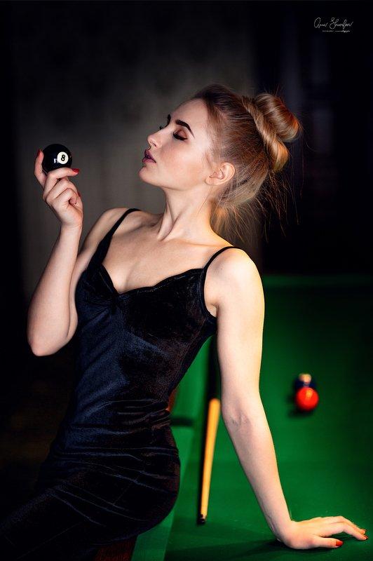 портрет красота девушка арт Кристинаphoto preview