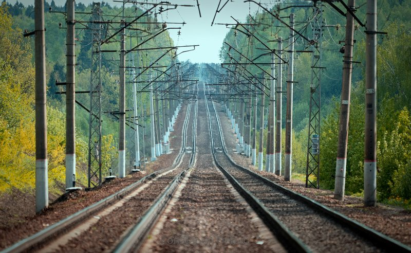 Ритм железных дорогphoto preview