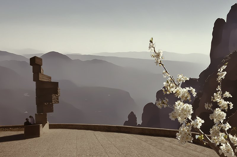 Испания. Монсерратphoto preview