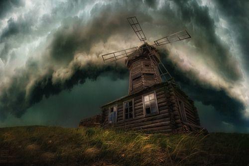 Буря надвигается
