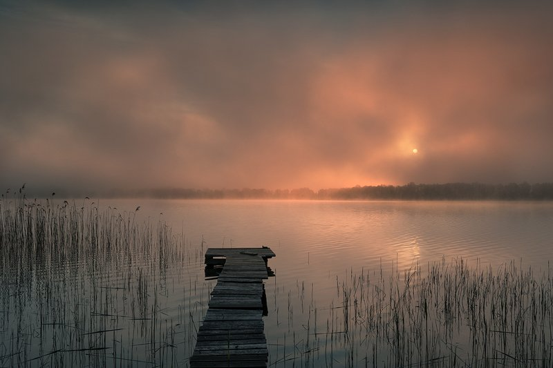 In the land of Masurian lakes ,Polandphoto preview