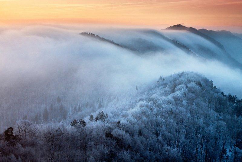 winter, slovakia, jozefsadecky, landscape, canon  Sulov landscape Slovakia photo preview