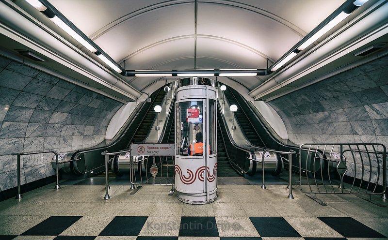 метро Будни \