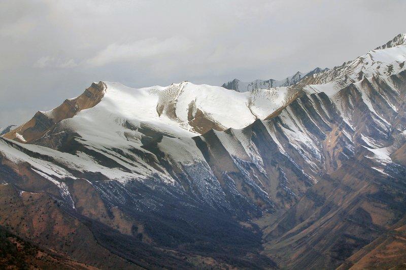 горы,пейзаж,горный пейзаж,весна,дагестан,северный кавказ,шамильский район. Горный пейзаж.. фото превью