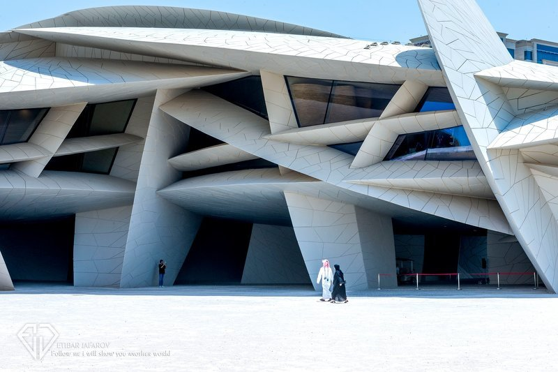 Qatar National Museumphoto preview