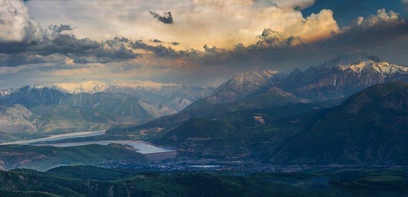 Предгрозовые облакаphoto preview