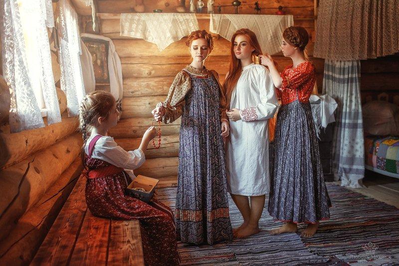 Сборы невесты под венецphoto preview