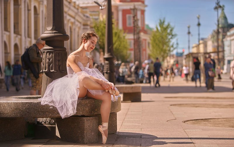 питер, санкт-петербург, портрет, rekhov На Невскомphoto preview
