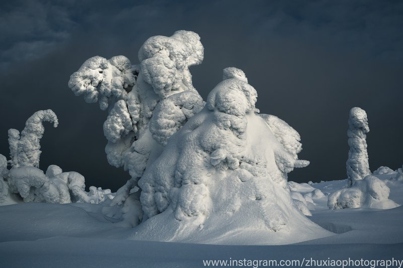 Снежный монстрphoto preview