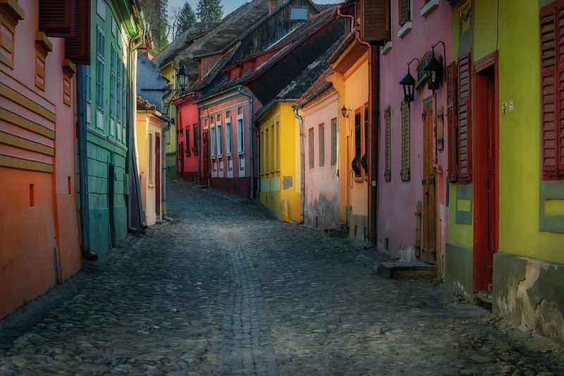 По улочкам Румынииphoto preview