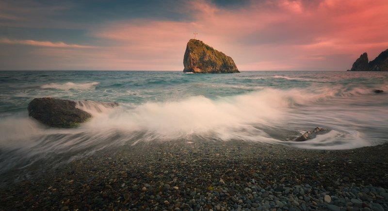 крым, природа, весна, горы, море Фиолентphoto preview