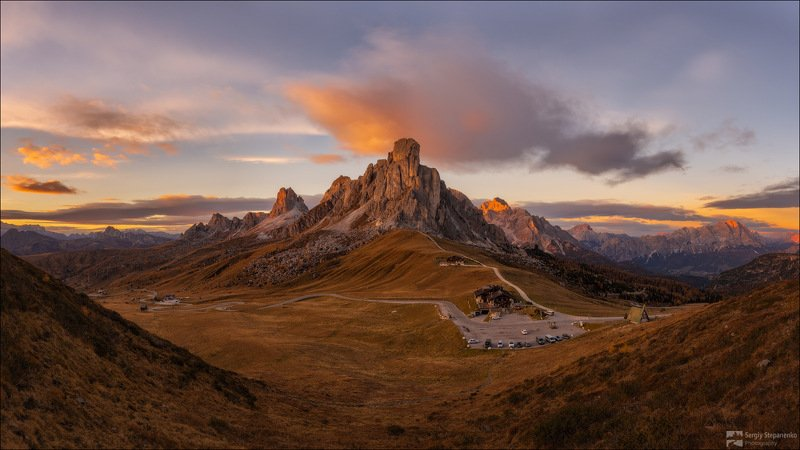 Passo di Giau Lightsphoto preview