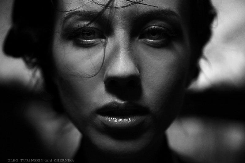 чб глаза взгляд мысль черное-белое девушка губы  Юлияphoto preview