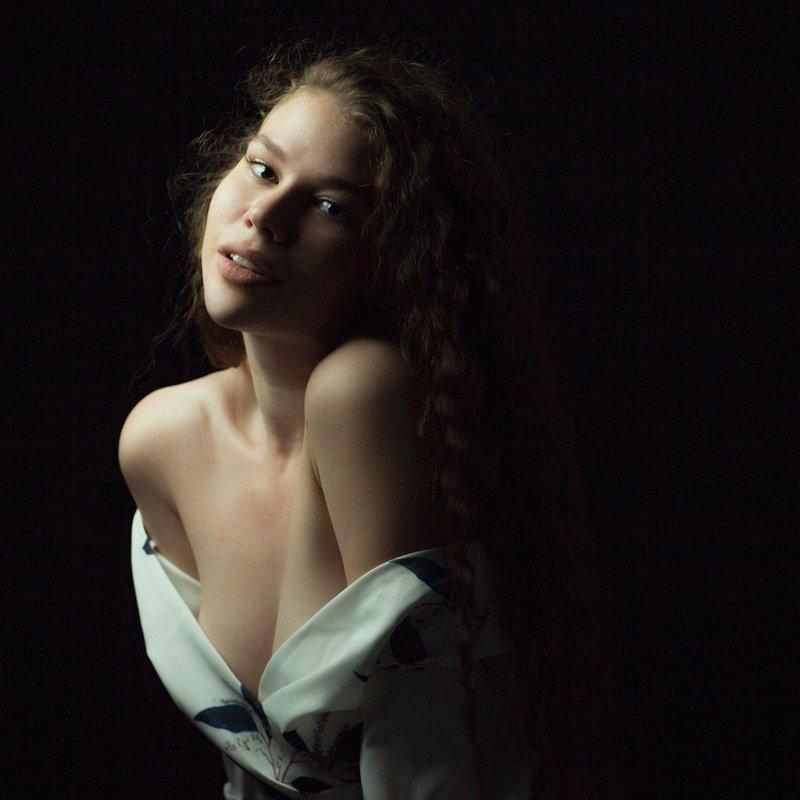 женский портрет, студия Alinaphoto preview