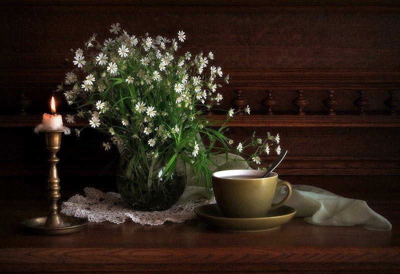 сергей алексеев, натюрморт Чай без лимонаphoto preview