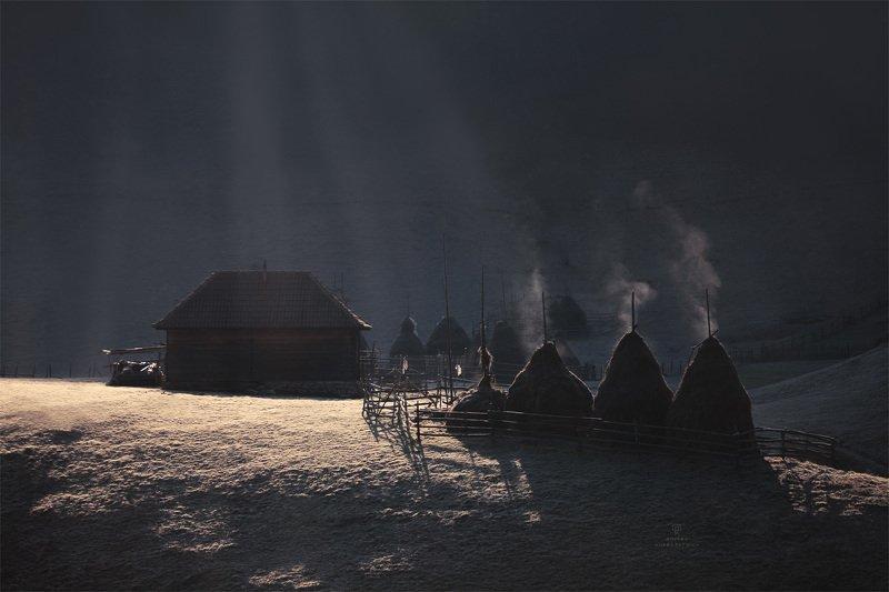 Теплые лучи фото превью