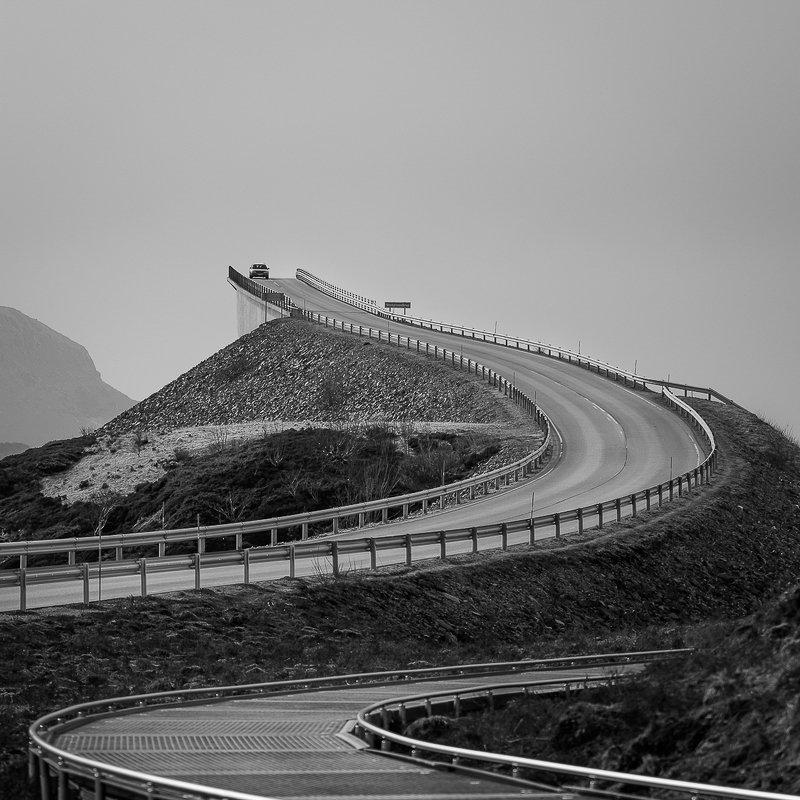 norway,road,bridge The Atlantic Roadphoto preview