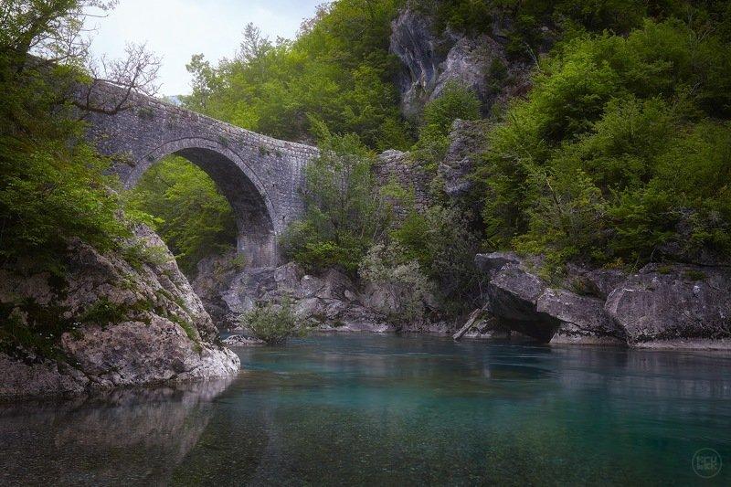 черногория, река, природа, каньон Данилов мостphoto preview
