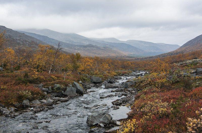 Хибинская осеньphoto preview