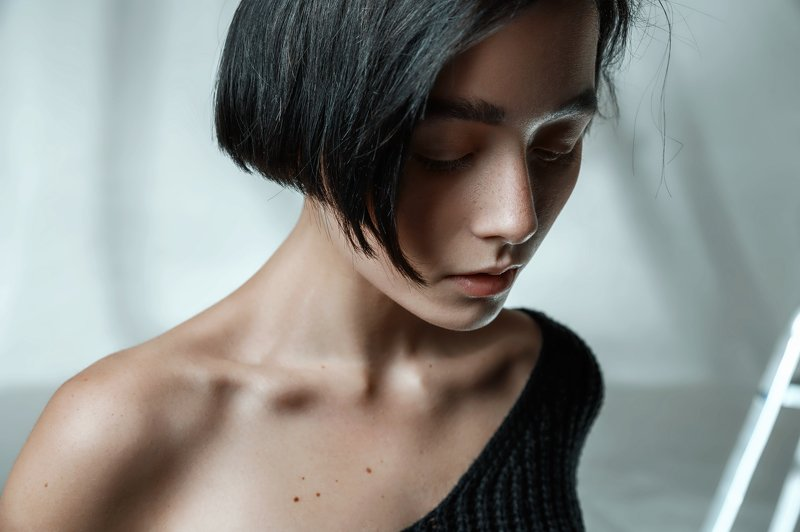 портрет. portrait, color, girl, studio Bozhenaphoto preview