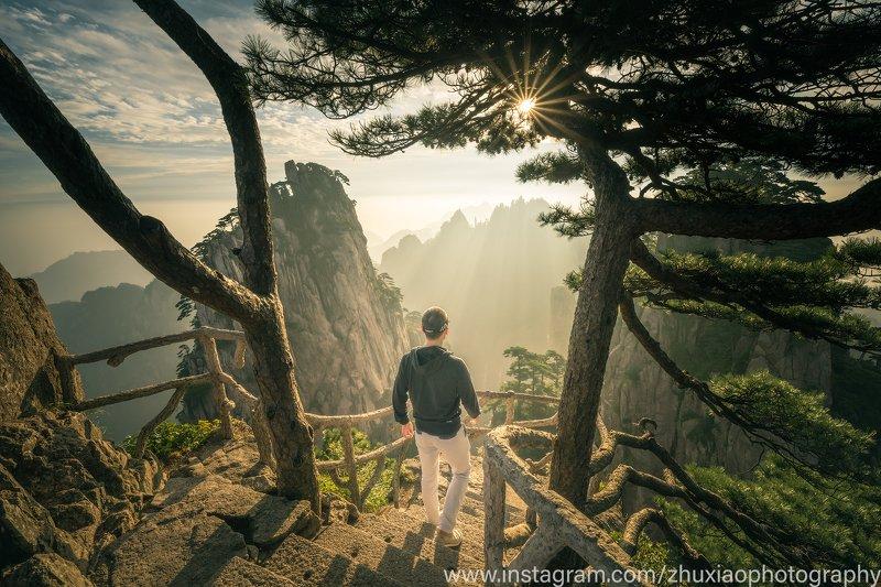 Прогулка в Хуаншане, Китайphoto preview